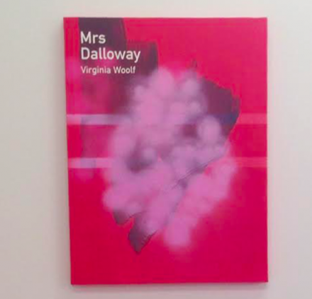 Heman Chong, Mrs. Dalloway (2014), via Art Observed
