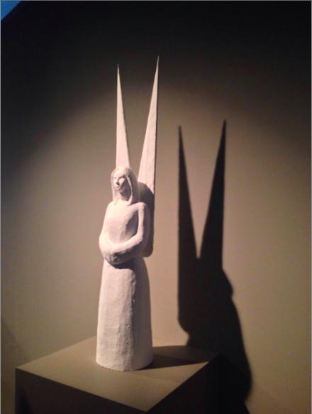 Ilya & Emilia Kabakov, L'Ètrange Cité (Strange City), via Art Observed