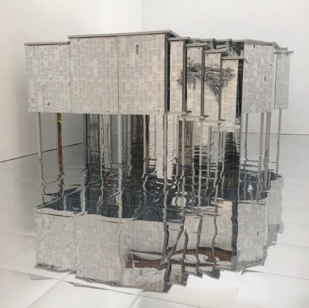 Lee Bul, Via Negativa II (2012), via Art Observed 1