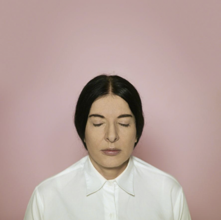Marina Abramović, 512 Hours at Serpentine Galleries