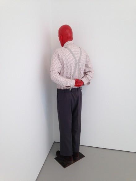 Martin Kippenberger, ab in die Ecke und Schäm Dich (Martin, Into the Corner, You Should be Ashamed of Yourself) (1989) via Osman Can Yerebakan