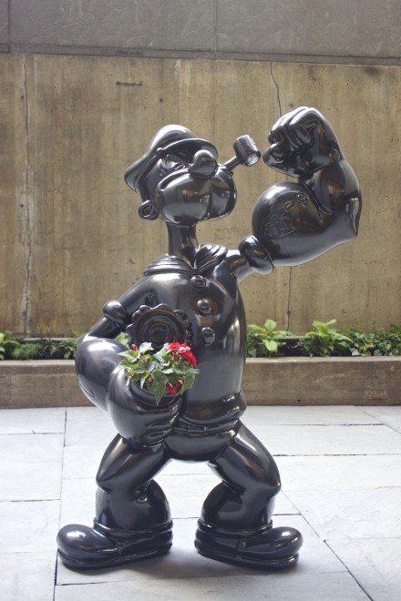 Popeye-by-Jeff-Koons-at-The-Whitney