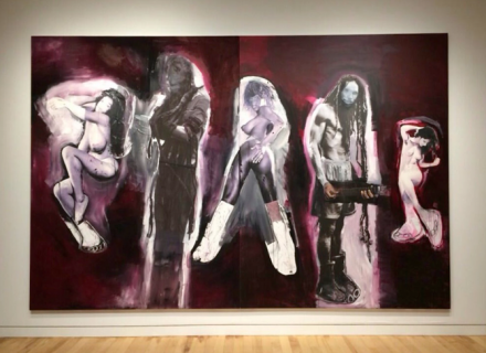 Richard Prince, Specially Round Midnight (2008), via Art Observed