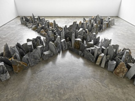 Richard Long, Four Ways, Lisson Gallery