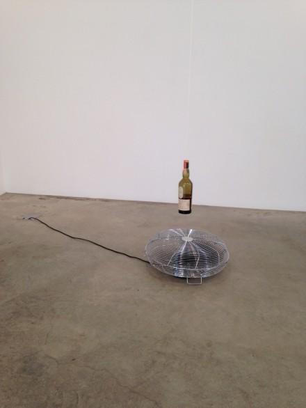 Roman Signer, Flasche (Bottle), 2007