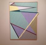 Roy Lichtenstein, Imperfect Painting (1988), via Art Observed