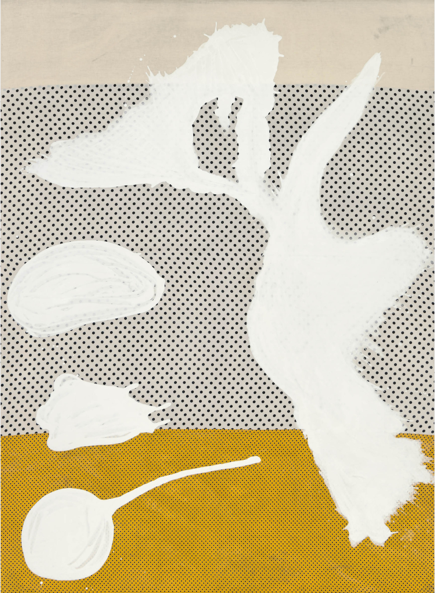 Sigmar Polke at Michael Werner