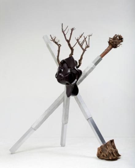 "Siobhán Hapaska, ""Olive"" (2014) via Andréhn-Schiptjenko gallery"