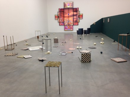 St. Petersbug Paradox (Installation View)