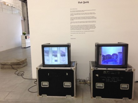 St, Petersbug Paradox (Installation View)