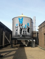 Water Tank Rendering, via Art News