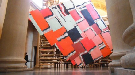 Phyllida Barlow at Tate Britain (Installation View)