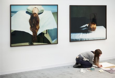 Andy Freeberg, Charlotte Lund (2011) (Denise Grunstein, Armory Show)
