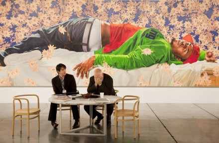 Andy Freeberg, Sean Kelly (2010) (Kehinde Wiley, Art Basel Miami Beach)
