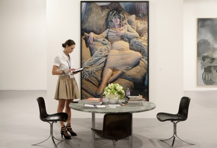 Andy Freeberg, Skarstedt (2010) (Cindy Sherman, Art Basel Miami Beach)
