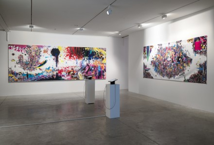 Duality of Existence (Installation View), Courtesy of Friedman Benda
