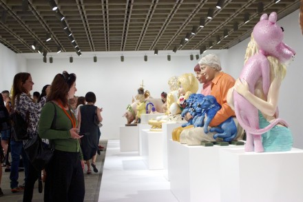 Installation-Shot-at-Jeff-Koons-A-Retrospective-at-The-Whitney