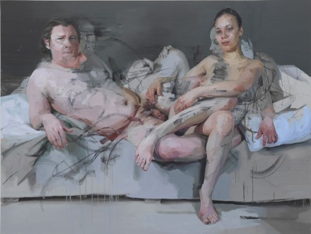 Jenny Saville, Intertwine (2011-14)