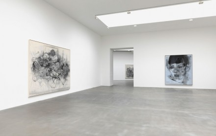 Jenny Savile, Oxyrhynchus (Installation View)