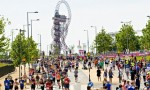London's Olympic Park, via The Guardian