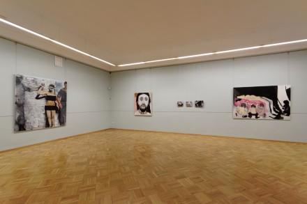 Marlene Dumas, Installation View, Manifesto 10