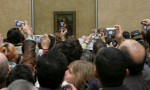 Mona Lisa Crowd, via The Guardian