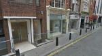 Parafin Gallery's Future Home, via Google Maps
