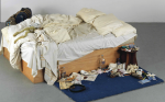 Tracey Emin, My Bed, via Christie's