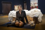 Tracey Emin via Bloomberg