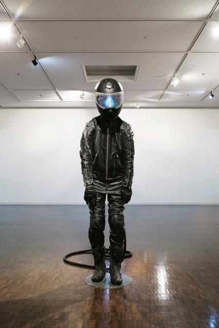 Yusuke Suga, Mediator, 2013 Courtesy of Friedman Benda and the artists