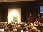 An Auction at Christie's, via Art Observed