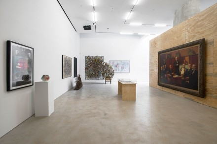 Another Look at Detroit at Marlborough Chelsea (Installation View), via Marlborough Chelsea