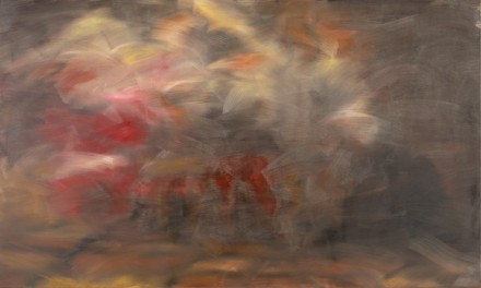 Gerhard Richter, Series: Verkündigung nach Tizian (Annunciation after Titian), (1973)