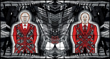 Gilbert & George, City Lights (2013)