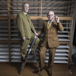 Gilbert and George, via WSJ