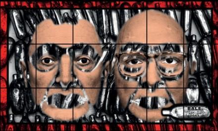 Gilbert & George, Bale (2013)