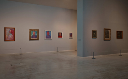 Mondrian and Color (Installation View), via Turner Contemporary