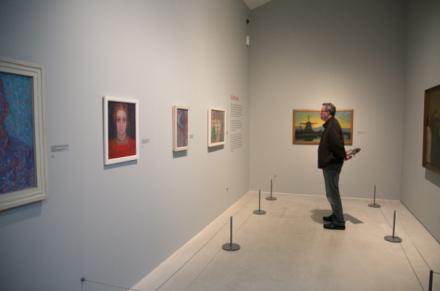 Mondrian and Color (Installation View), via Turner Contemporary