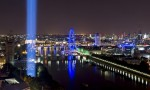 Ryoji Ikeda's Spectra in London, via The Guardian