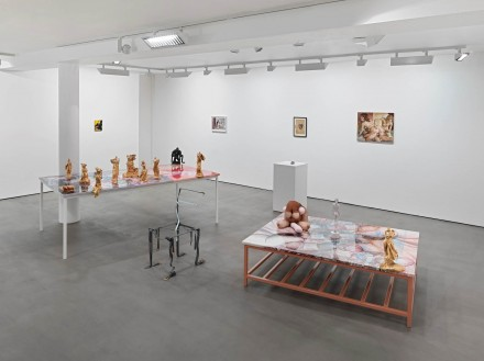Urs Fischer at Sadie Coles (Installation View)