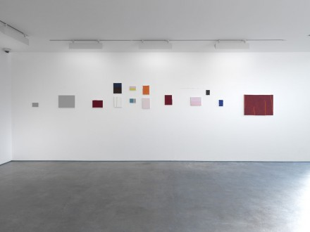 Where Were You? (Installation View), all images courtesy Lisson Gallery