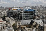 Centre Pompidou, via WSJ