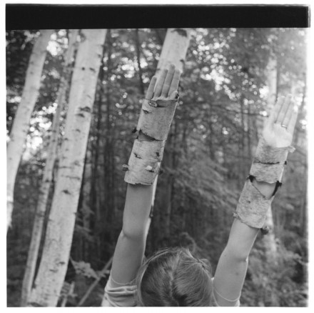 Francesca Woodman, Untitled, MacDowell Colony, Peterborough, New Hampshire (1980) (M.562)
