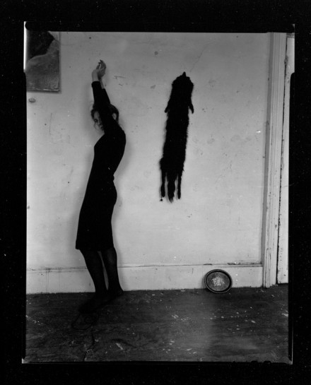 Francesca Woodman, Untitled, New York (1979-80) (N.325)