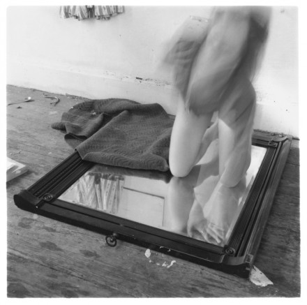 Francesca Woodman, Untitled, Providence, Rhode Island (1976) (P.054), all images courtesy Victoria Miro