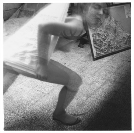 Francesca Woodman, Untitled, Rome, Italy (1977-78) (I.156)