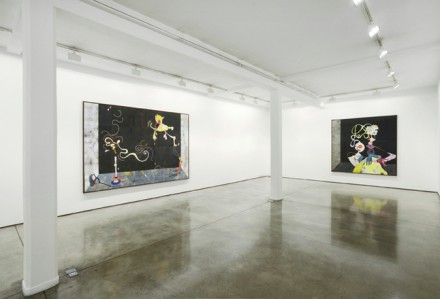 Gert and Uwe Tobias, exhibition view (2014), Maureen Paley
