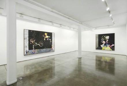 Gert and Uwe Tobias, exhibition view (2014), Maureen Paley