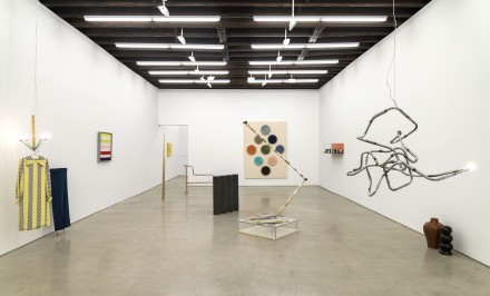 Andy Coolquitt, somebody place (Installation View)