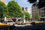 London's Golden Square, via Art Newspaper